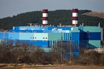 В Крыму запустили на полную мощность Балаклавскую и Таврическую ТЭС