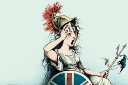 Economist: Тереза Мэй сделала из Великобритании посмешище
