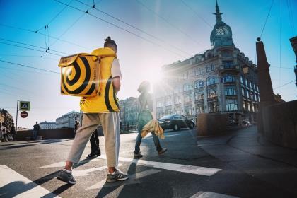 Яндекс.Еда тестирует доставку продуктов и товары для дома