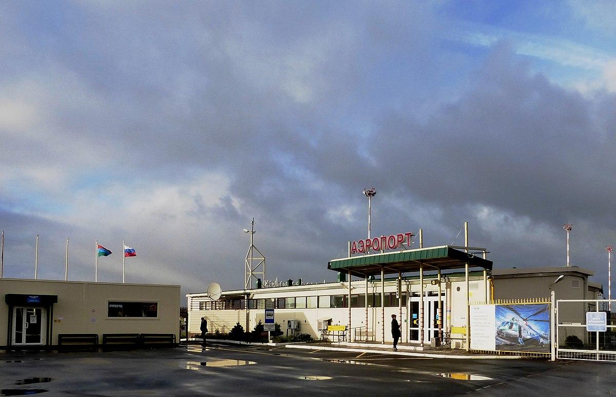 Аэропорт Петрозаводска очистили от бесов в названии