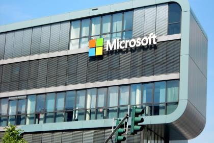 Microsoft достигала рыночной капитализации в $1 трлн