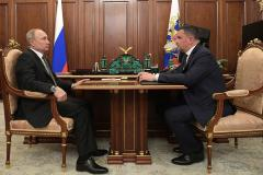 Акимов попросил Путина поддержать переход на 5G