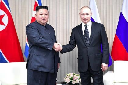 Встреча Путина с Ким Чен Ыном была обстоятельной