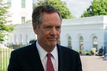 США предупредили о введении пошлин на европейские товары