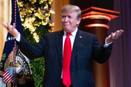 Трамп предложил договориться с Россией и Китаем о сокращении расходов на вооружение