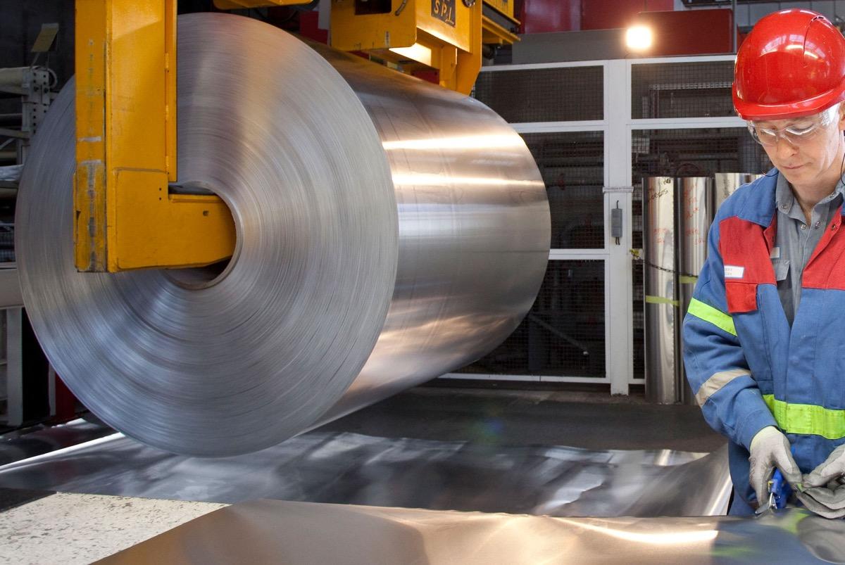 РУСАЛ и партнёры построят алюминиевый прокатный завод в США