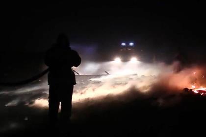 Ущерб от природных пожаров в Забайкалье достиг 1 млрд рублей