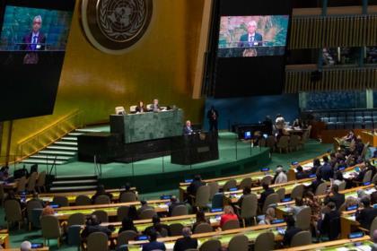 ООН потребовала от Лондона передать управление архипелагом Чагос Маврикию
