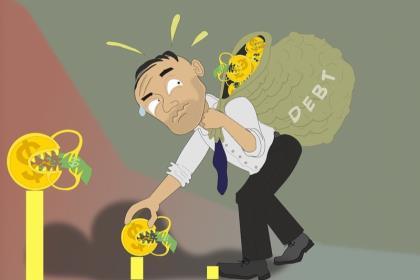 Потребкредитование растёт существенно быстрее доходов россиян