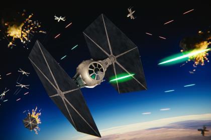 Боевые лазеры будет определять военный потенциал России в XXI веке