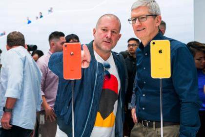 Главный дизайнер Apple Джони Айв покидает компанию