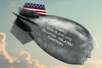 The Economist: США превращает экономику в оружие массового поражения