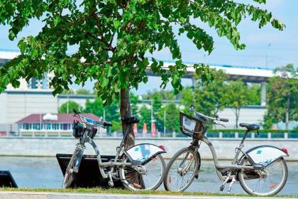 Популярность московского велопроката стремительно растёт
