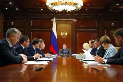 Медведев призвал разогреть экономику уже в этом году