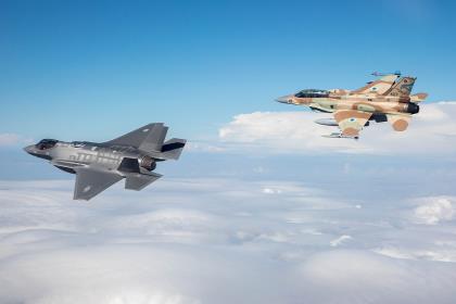 CNBC: F-35 перепугал Иран и перемешал все карты на Ближнем Востоке
