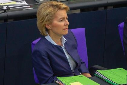 Европарламент утвердил фон дер Ляйен на пост главы Еврокомиссии