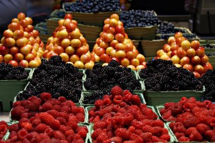НДС на плодово-ягодную продукцию будет снижен до 10%