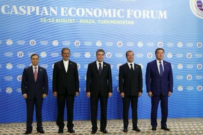 Россия ратифицирует Конвенцию о правовом статусе Каспийского моря в ближайшее время