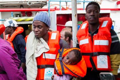 В ООН возмущены законом Италии о штрафе в €1 млн за спасение мигрантов в море