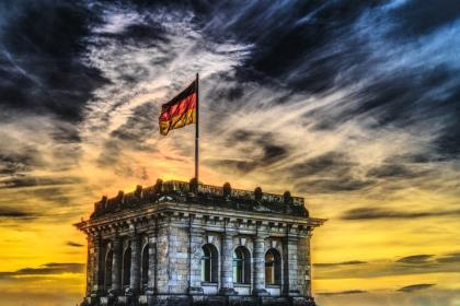 Германская экономика сократилась во II квартале
