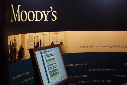 Moody's ухудшило прогноз роста экономики России до 1,2%
