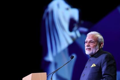 Путин вручит премьер-министру Индии орден Андрея Первозванного в Кремле