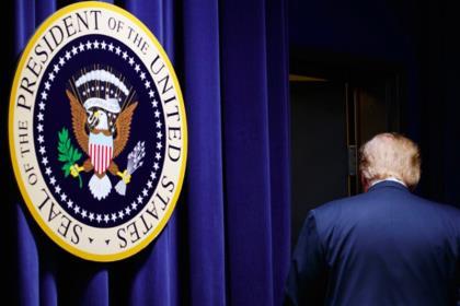 Трамп с пренебрежением отметил «очень большие ошибки» Болтона