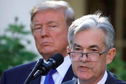 ФРС 2-ой  раз загод снизила базовую ставку