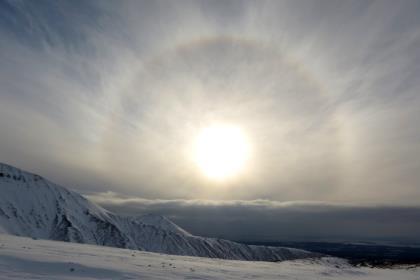 Минприроды: обеспечение интересов в Арктике невозможно без метеорологии