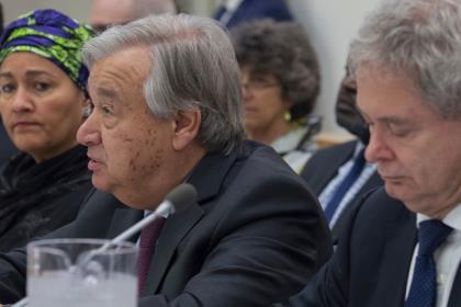 Гутерриш: ООН переживает серьёзный финансовый кризис