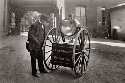 Величайшее изобретение Томаса Эдисона