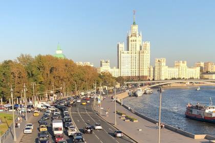 """В ООН рассказали о трансформации российской столицы в """"умный"""" город"""