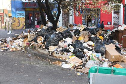 В ООН указали на выгоды от переработки городского мусора