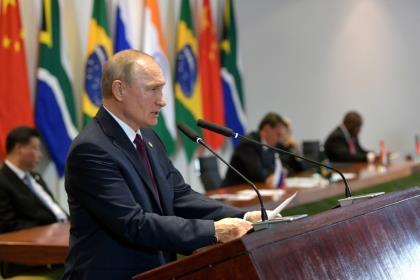 Путин предложил активнее финансировать проекты БРИКС в нацвалютах