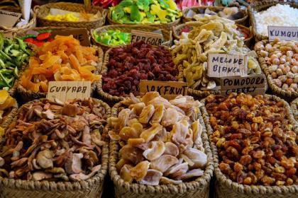 На международном рынке сухофруктов появится сушеная дыня