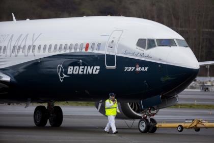Boeing отчитался о первом годовом убытке за последние 22 года