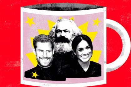 Принц Гарри, Меган и предсказание Маркса