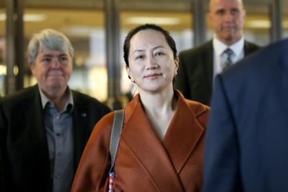 """Мэн Ваньчжоу """"лгала"""" HSBC и поэтому подлежит экстрадиции в США"""