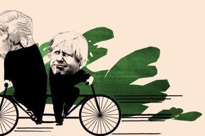Ослабленная «Брекзитом» Британия с надеждой смотрит на Америку
