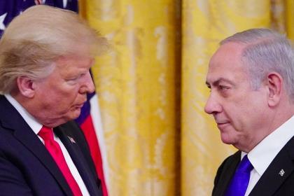 Кража века: Трамп разрешает Израилю аннексию
