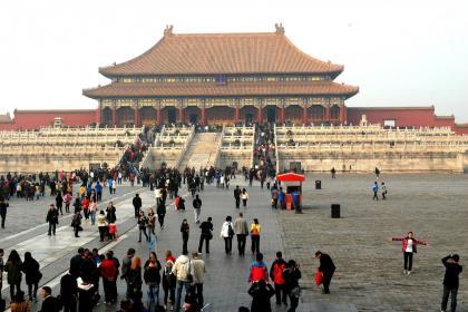 Население материкового Китая превысило 1,4 млрд человек