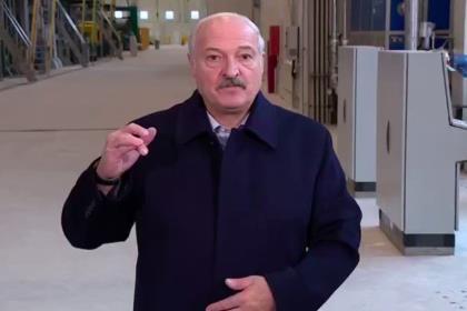 """Лукашенко: подлецы из """"сахарного дела"""" признались во всём добровольно"""