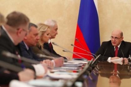 Мишустин: Россия справится с угрозой коронавируса