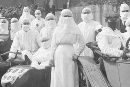 Уроки из истории противостояния Испанскому гриппу в Австралии