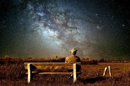 Удастся  ли выжить в мире без звёзд?
